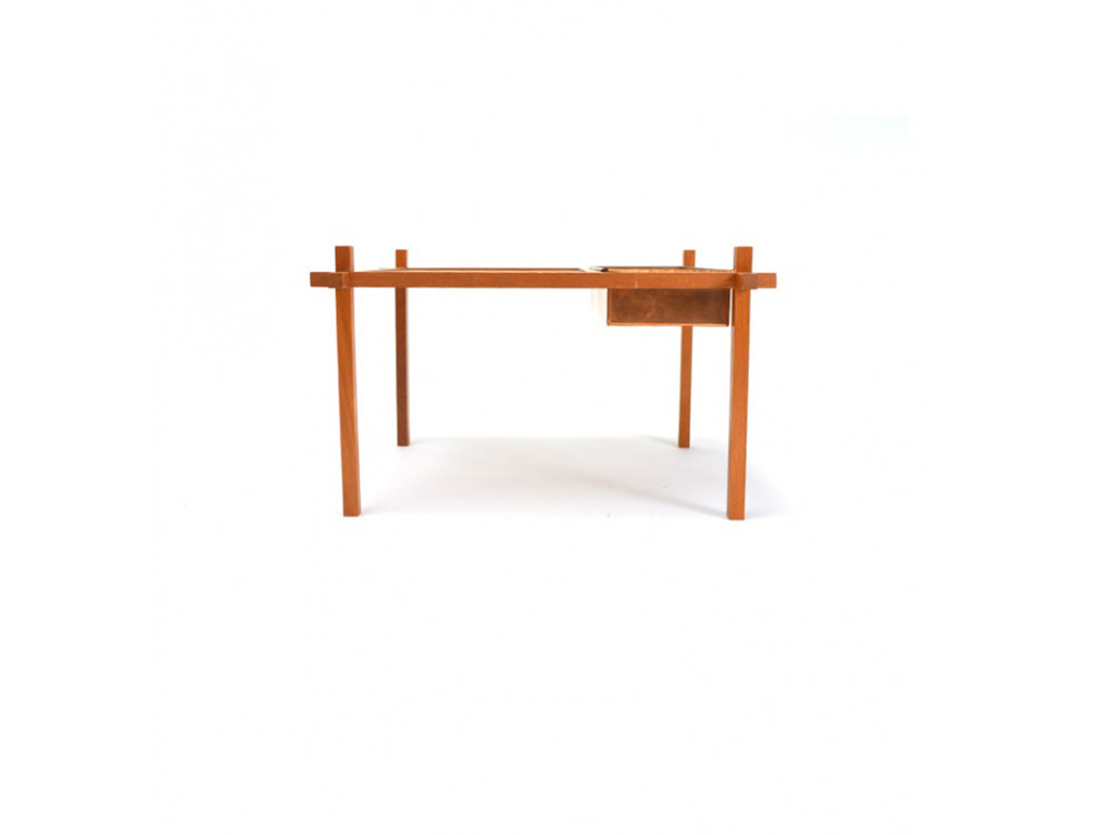 PLANT TABLE COPPER