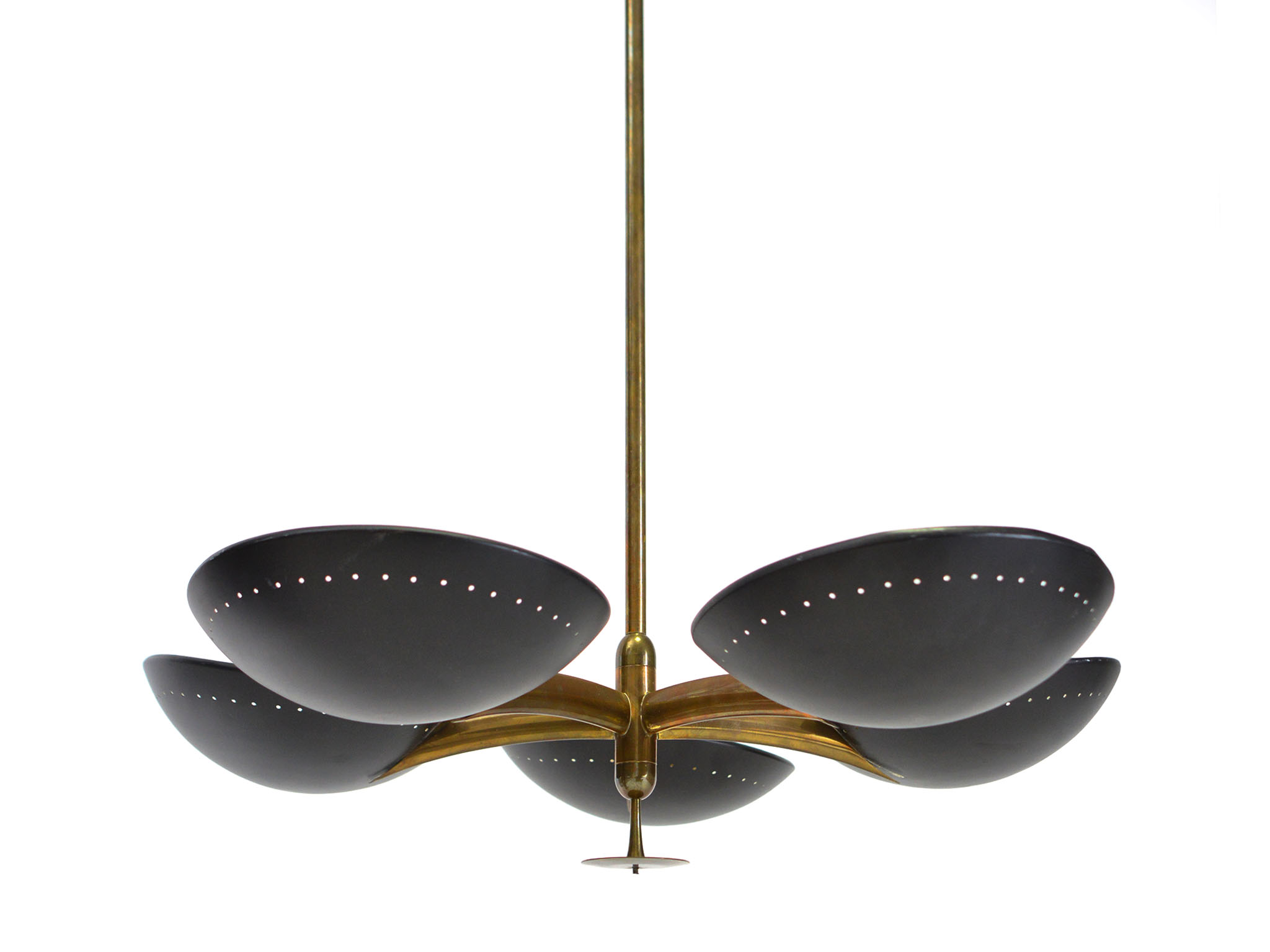 ANGELO LELLI CEILING LIGHT FOR STILNOVO