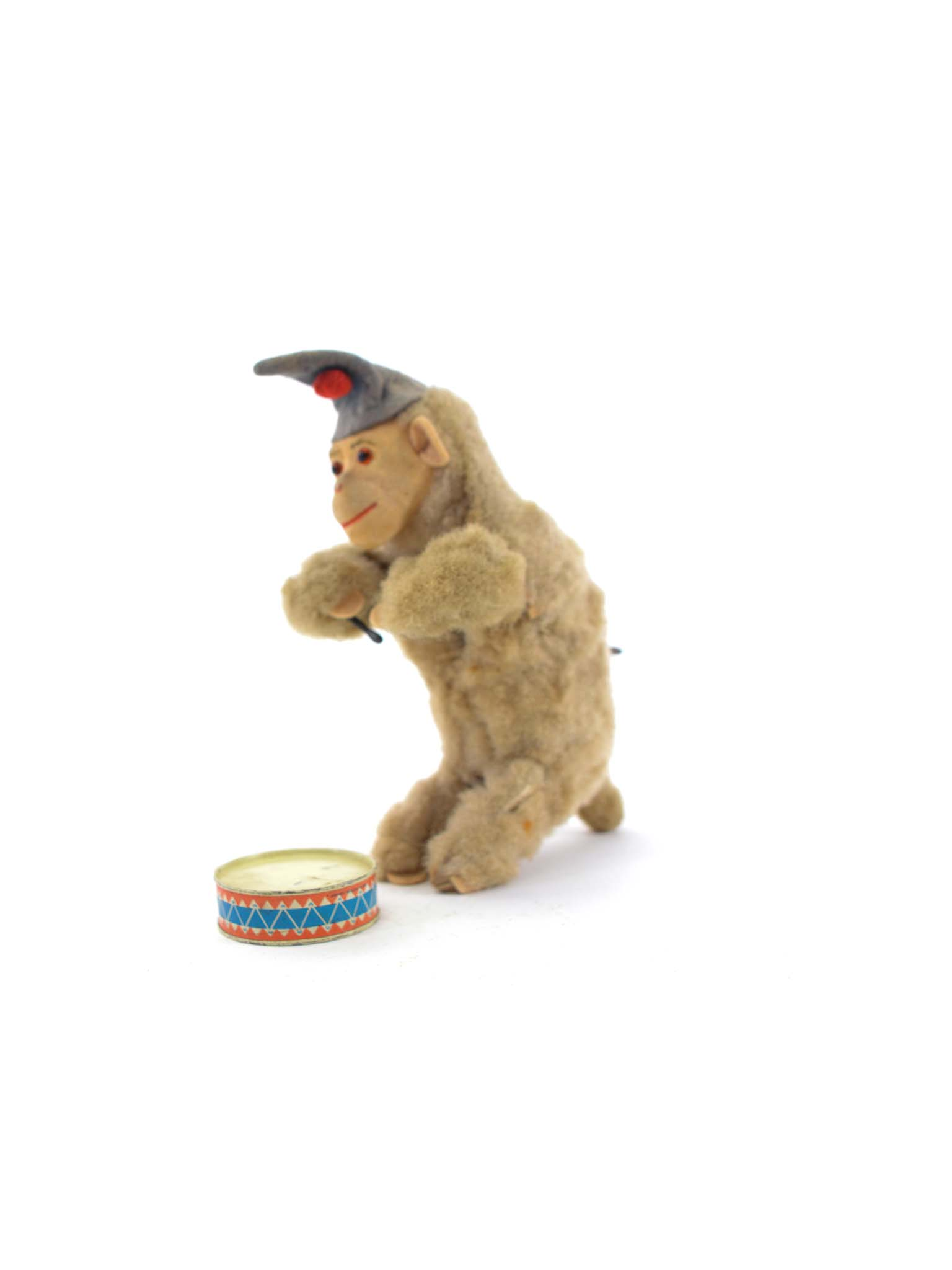 TOY MONKEY WITH DRUM