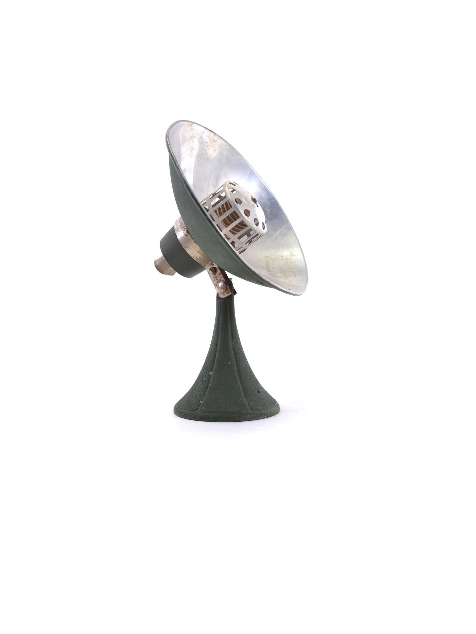 RUSTIC HEAT LAMP