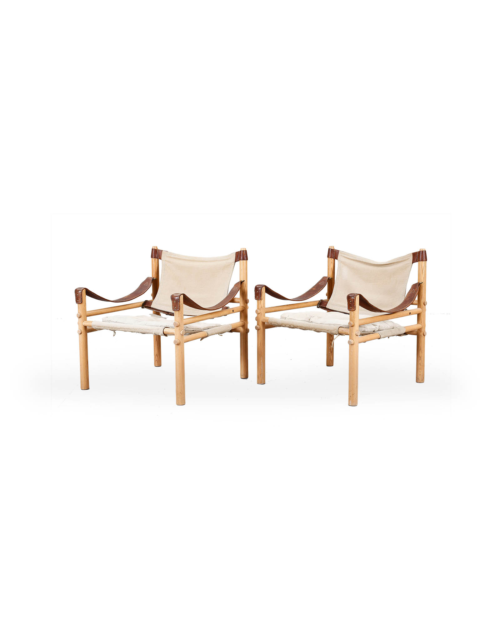 ARNE NORELL EASY CHAIRS SIROCCO