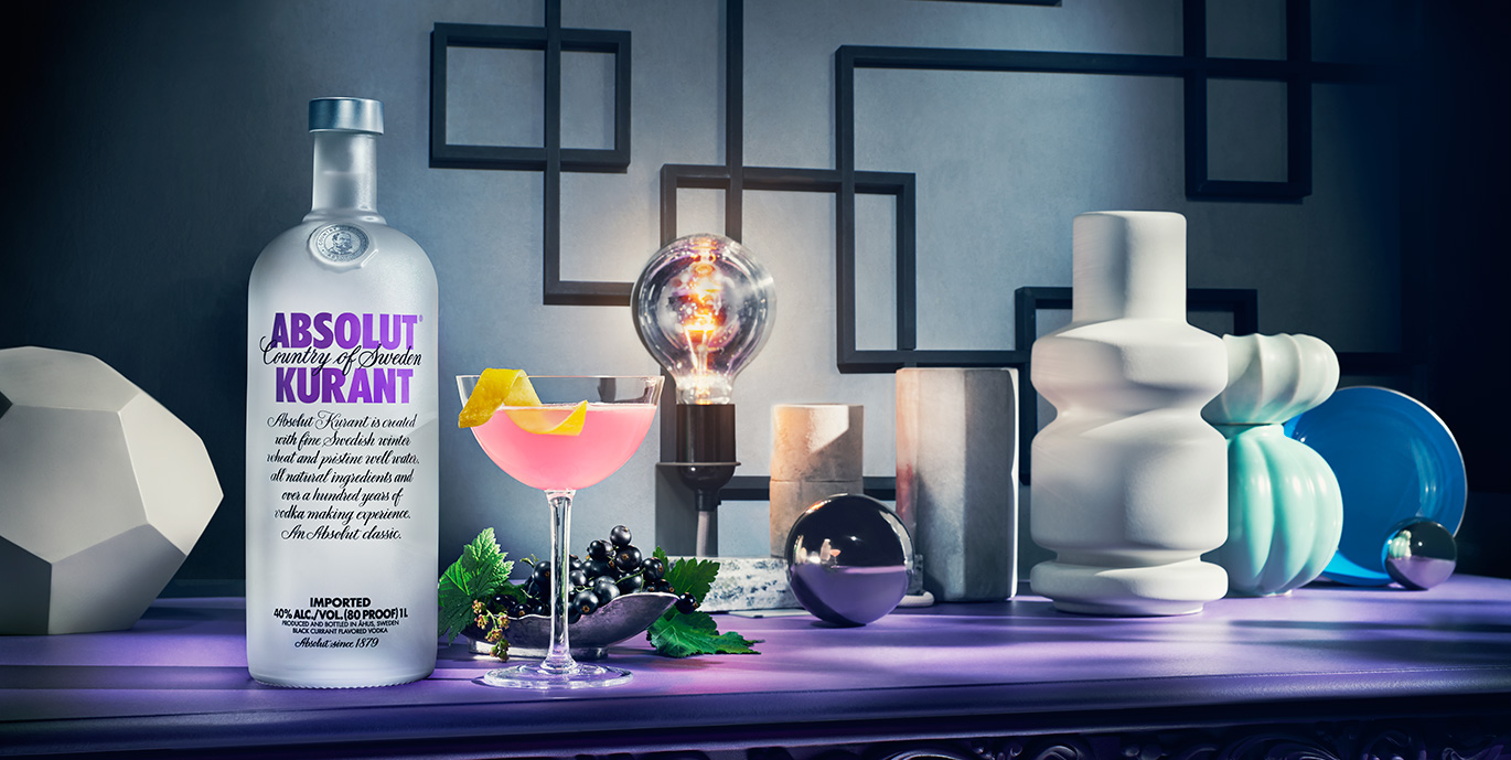 Props for Absolut Vodka