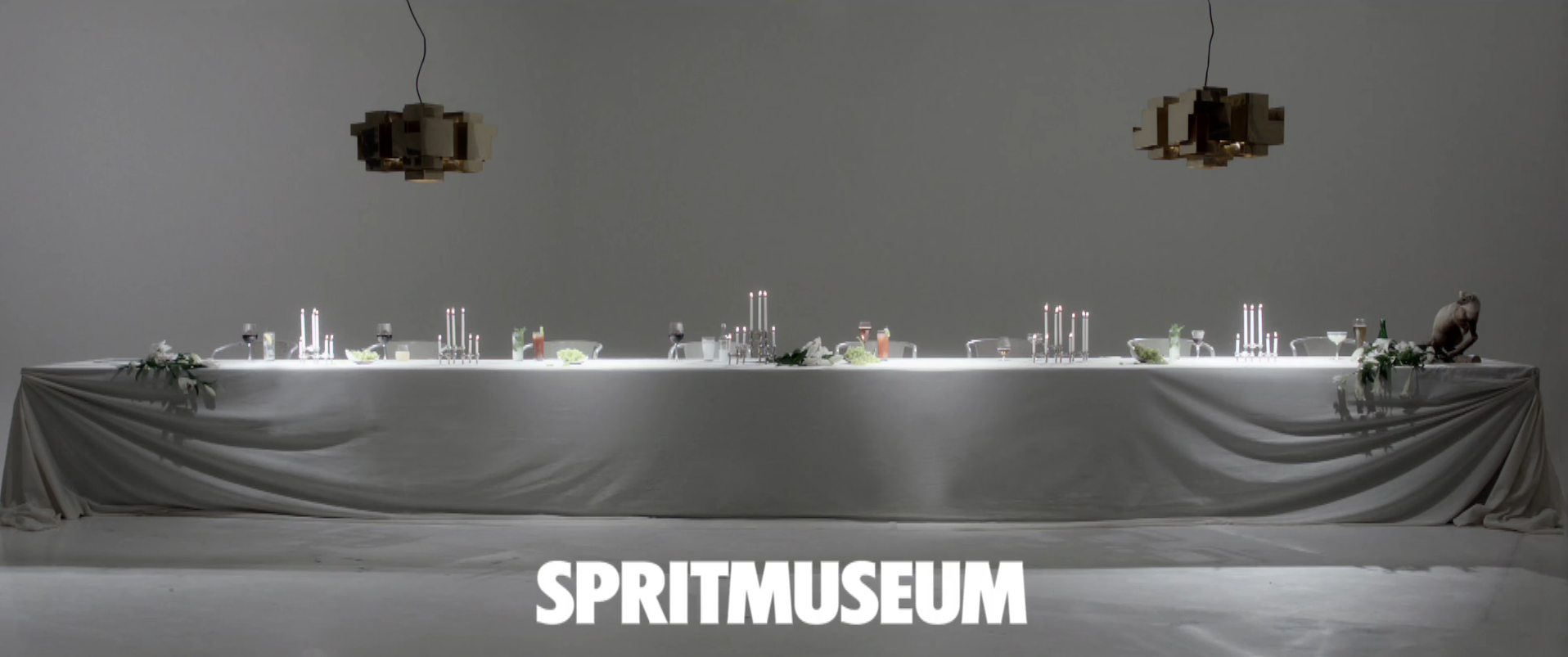 Set design for Spritmuseum