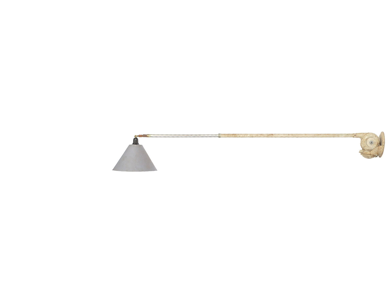 TRIPLEX WALL LAMP BY JOHAN PETTER JOHANSSON