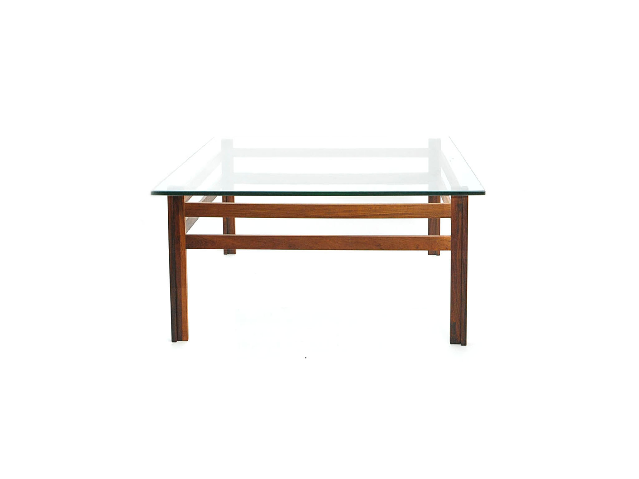 JACARANDA GLASS TABLE