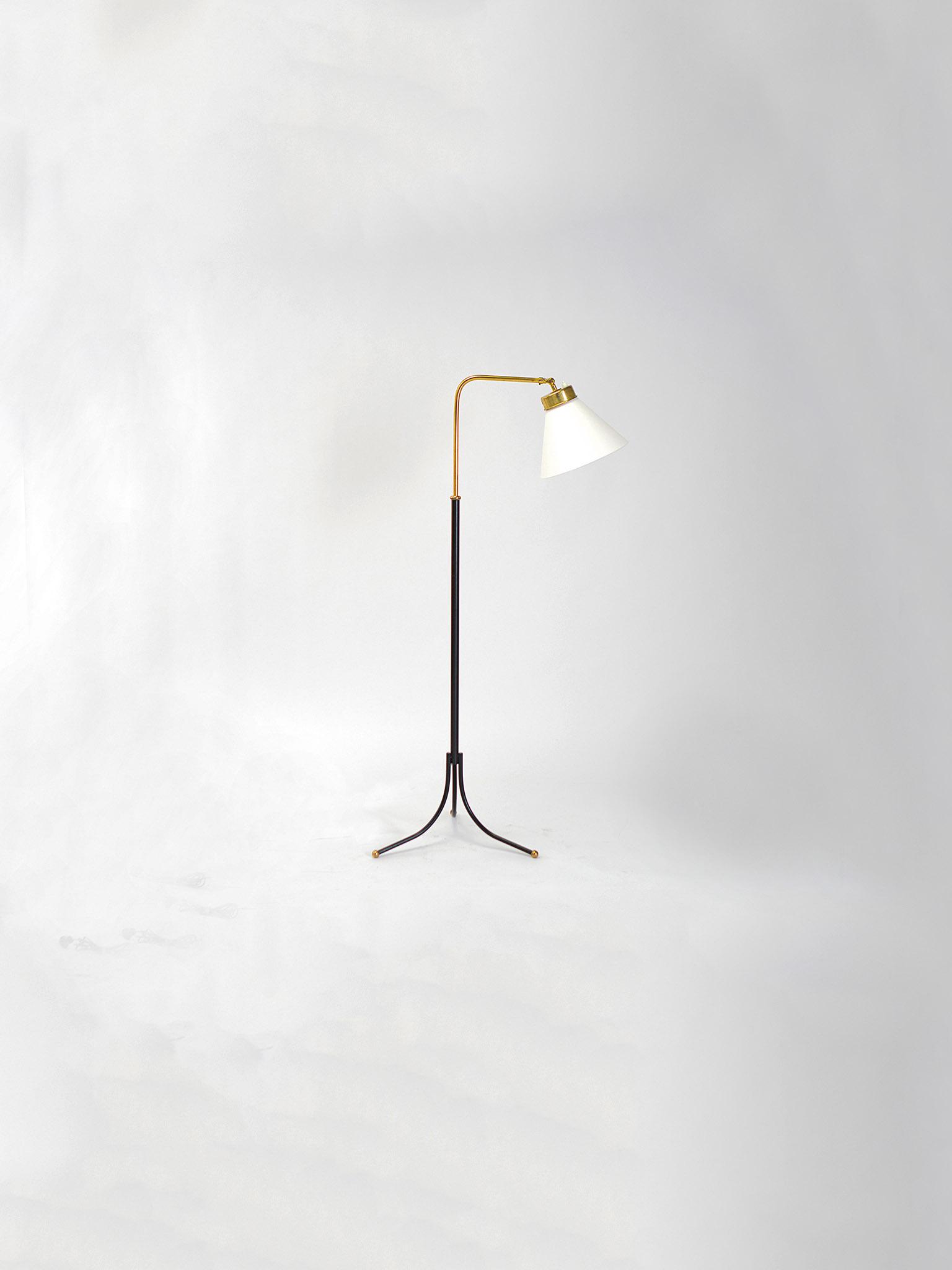 FLOOR LAMP 1842 BY JOSEF FRANK FOR FIRMA SVENSKT TENN