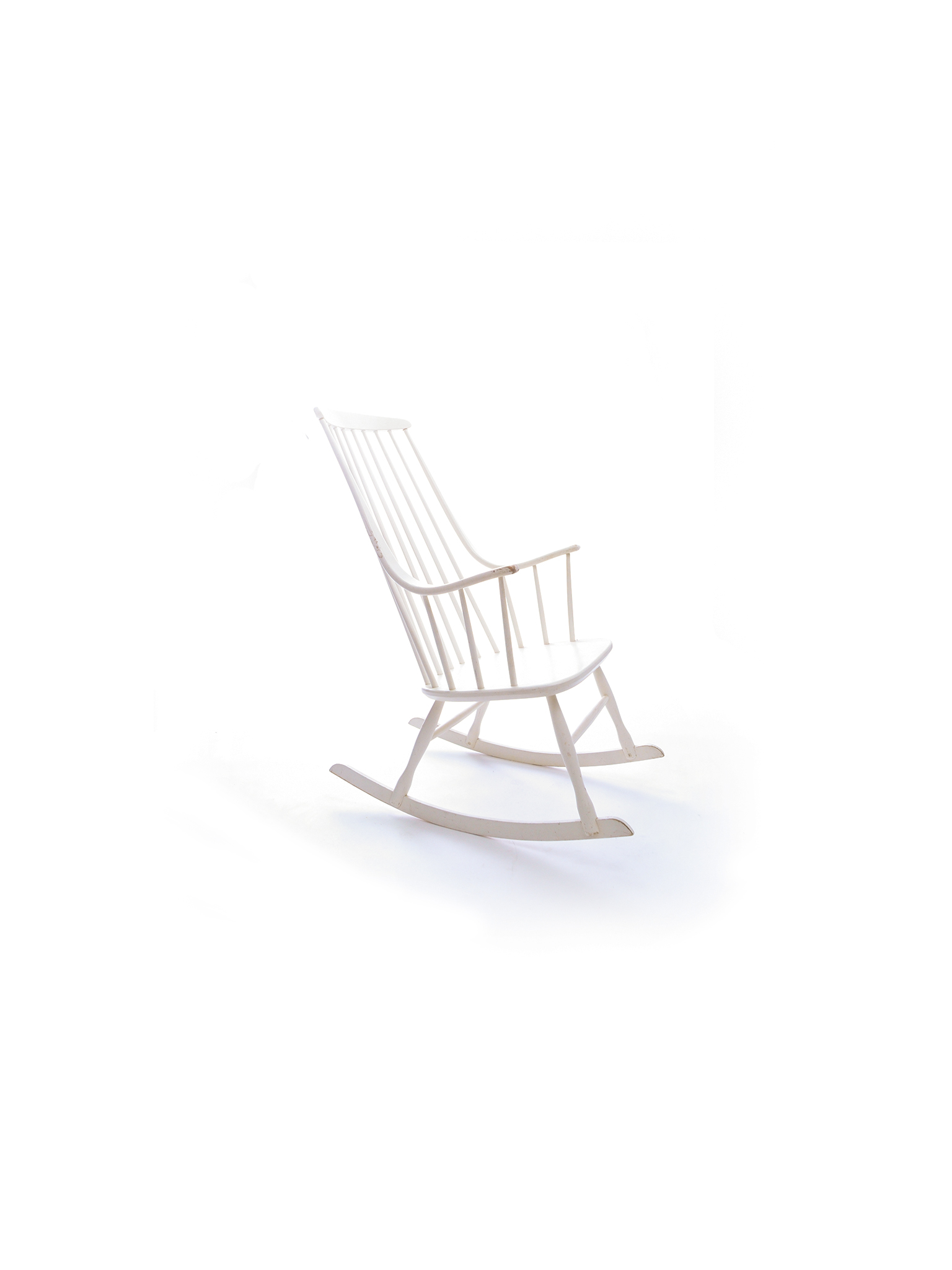 BOHEM 604 ROCKING CHAIR BY LENA LARSSON